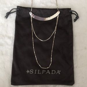 Silpada Avant Garde Necklace
